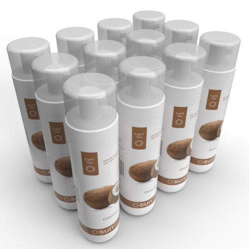 Coconut Mousse - Multi Pack (x 12)
