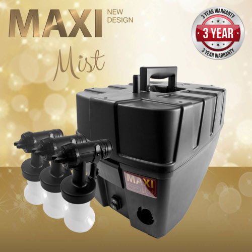 Maximist Evolution TNT Spray Tanning Set