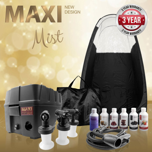 MaxiMist Evolution TNT - Spray Tanning Machine