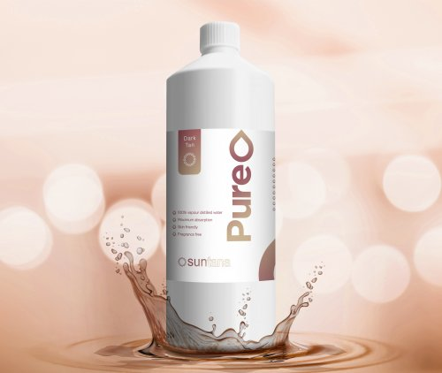 Pure Tan - Dark 1000ml